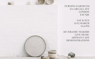 Grand Opening of the Turning Earth E10 New Studio.